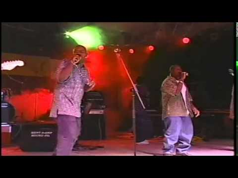 1999 St  Kitts Music Festival   Daddy Friday   Jam Band