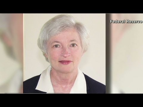 Money is on Janet Yellen for Fed chair
