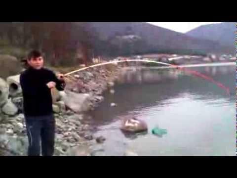 BALIK AVI (derbent barajı)