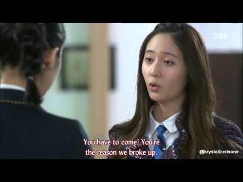 ENG SUB Heirs Episode 14 - Krystal Cuts