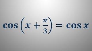 Trigonometrične enačbe 30