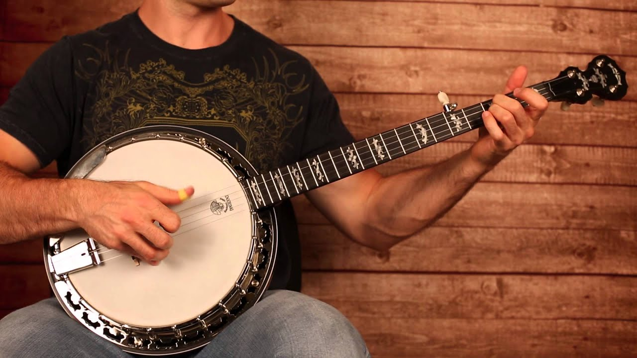 Mumford and Sons u0026quot;Broken Crownu0026quot; Banjo Lesson (With Tab) - YouTube