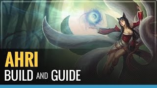 League Of Legends Ahri S4 Build And Guide