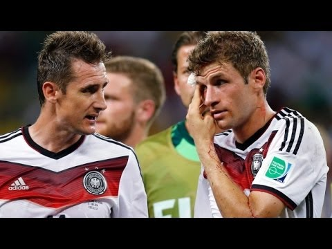 Germany vs. Algeria 1-0 Extra Time World Cup 2014 Full Match Goals & Highlights 30/06/14