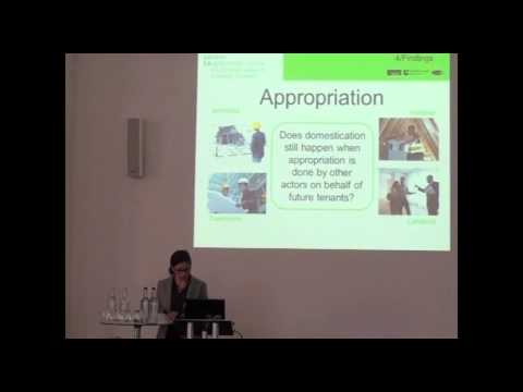 Colloquium 2013: Carrie Behar (UCL-Energy), Winning Paper Competition Presentation