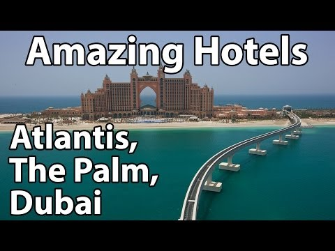 Amazing Hotels - Atlantis The Palm Dubai Hotel & Resort