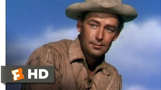Shane (1/8) Movie CLIP Shane Comes To Town (1953) HD