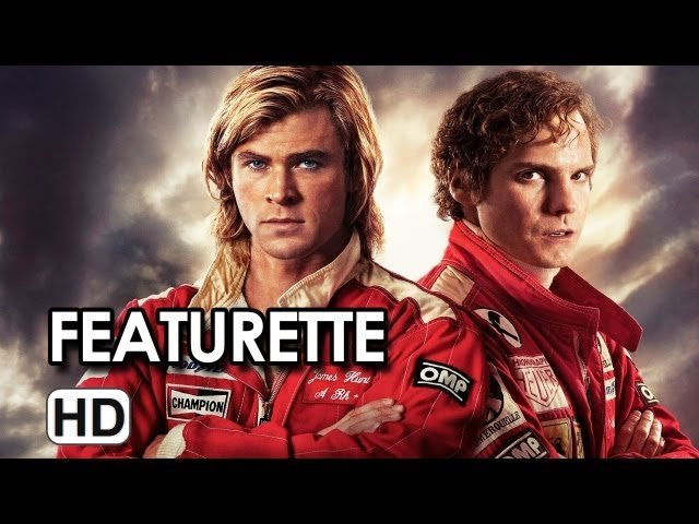 Rush Featurette (2013) - Chris Hemsworth, Ron Howard Formula 1 Racing Movie HD