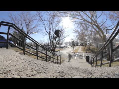 Afternoon Street Session from BE headwear team riders Brady Tweedy and Daniel Berry