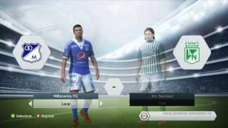 FIFA 14 Juego Completo Menús, Modos De Juego, Equipos