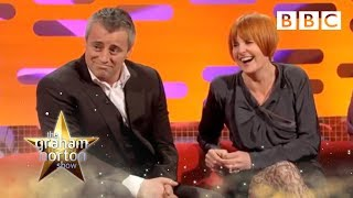 Mary Portas Talks About Terrible Shop Names - The Graham Norton Show - BBC One