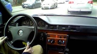 Mercedes W 124 250 d automat