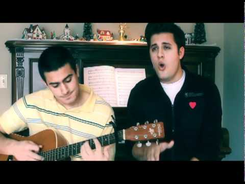 Glee Firework by Katy Perry (cover) Nick Pitera & Rudy Pitera