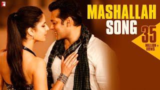"""""""Mashallah"""" Song Ek Tha Tiger Salman Khan Katrina"""