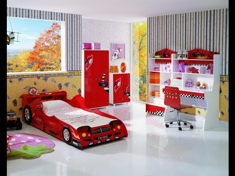 ?#interiordesign How To Select Kids Bedroom Sets