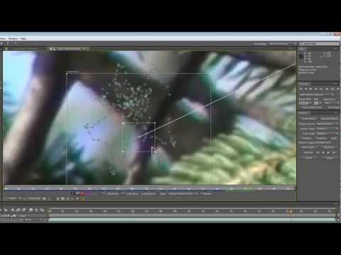 Adobe After Effects CS5/CS6 - Stabilize Video [Tutorial]