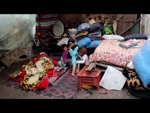 مأساة إنسانية لأسرة مغربية
