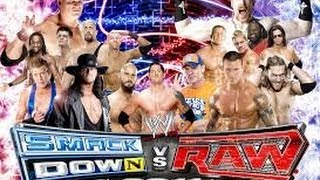 DOWNLOAD WWE Raw Vs Smackdown 2010 Free PC Full Version
