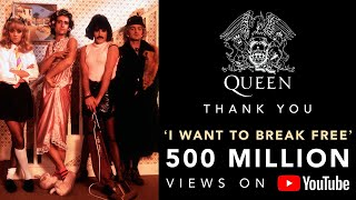 Queen: I Want to Break Free