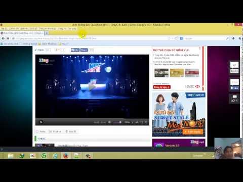 Lấy link mp3, video từ các trang giải trí lớn như ZingMp3, Nhạc Của Tui, Youtube - Phần 2