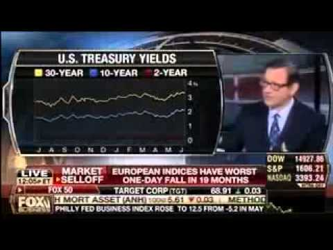 Fed Can't Stop QE !  The US Economy Will Collapse!