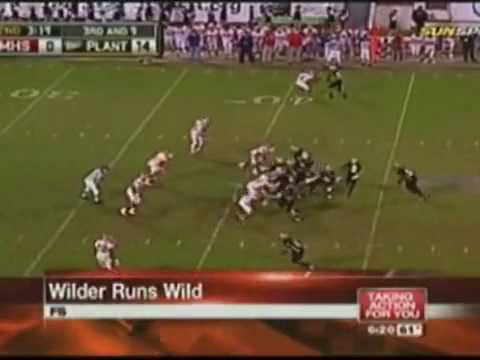 Best Football Run Ever
