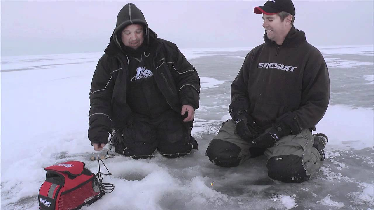 for Mille lacs ice fishing report