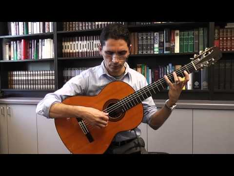 Ramirez Concert Classical Guitar 1962 (FM) - Traditional Scottish Song