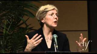 Elizabeth Warren: Fixing The Banks, Lifting The Middle