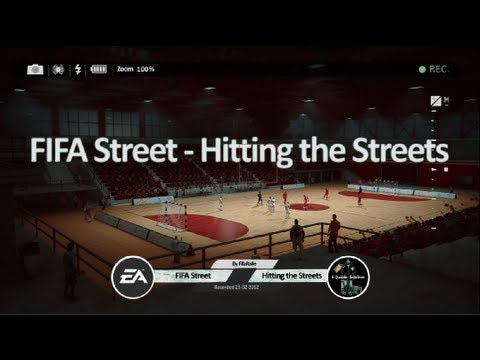 FIFA Street - Hitting the Streets