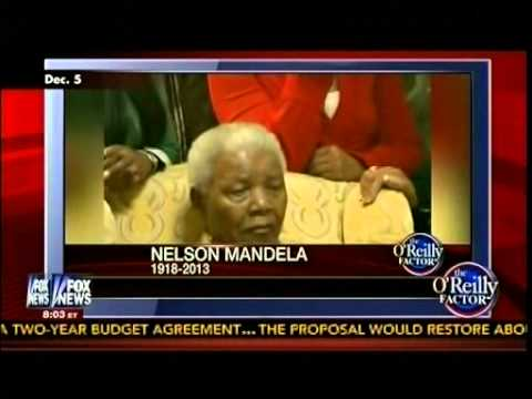The Legacy Of Nelson Mandela - O'Reilly Talking Point