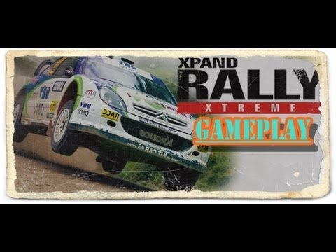 xpand rally xtreme-PC (GAMEPLAY-PT BR)