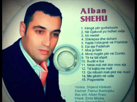 ALBAN SHEHU Live 2013 Qu mbush mali plot me rrush