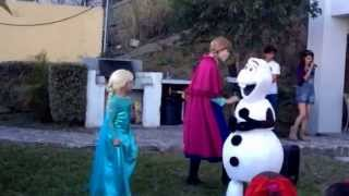 Show Frozen (Anna Y Elsa)-The Factory Producciones.