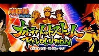 Naruto Ultimate Ninja Storm 4: PS4 And XBOX ONE Gameplay