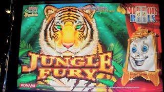 Jungle Fury MAX BET BONUS + LIVE PLAY New Las Vegas Slot
