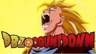DBZ Countdown: Top 5 Super Saiyan Transformations Of All