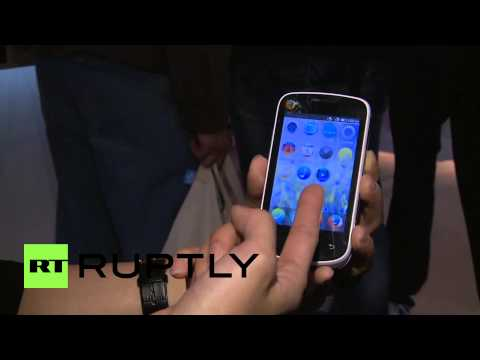 Spain: Mozilla unleash $25 smartphone prototype