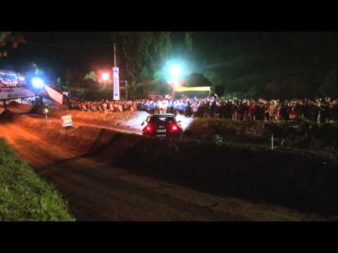 Maurício Neves - Rodada Super Prime - Rally de Erechim 2013