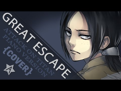 Great Escape Piano Cover, cover of the 2nd ED