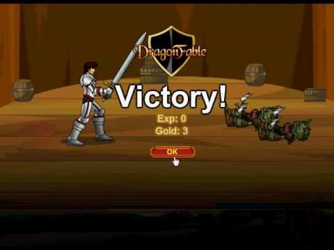 How to hack dragon fable with cheat engine 6.1 - YouTube