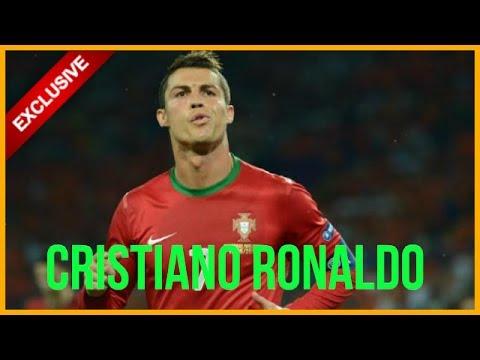 Cristiano Ronaldo Shows Off Skills