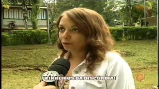 Pinheiros da disc�rdia - Alterosa em Alerta 30/01