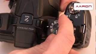 Fotoaparát Nikon Coolpix P520 Video Představení