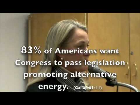 Tell Buerkle Subsidize Alt Energy Not Oil