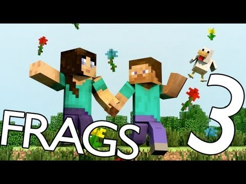 The Frags - 3 | Getting Blocked | Minecraft Funtage