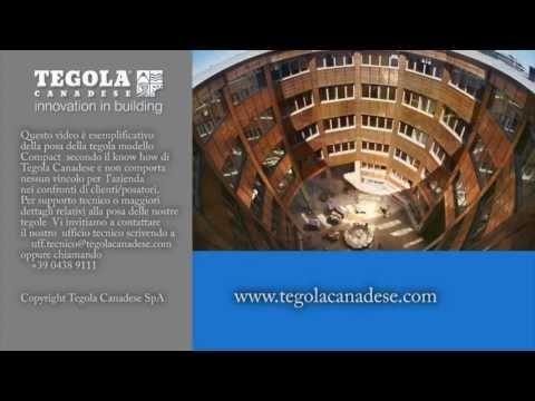 tegola PRESTIGE COMPACT - video di posa