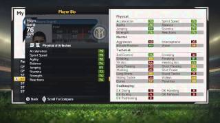 THE NEW MESSI? FIFA 15 Career Mode: Best Young Strikers To