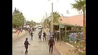 بالفيديو : الإثنين الأسود في الحي الصناعي أيت ملول كلشي كلا العصى | زووم