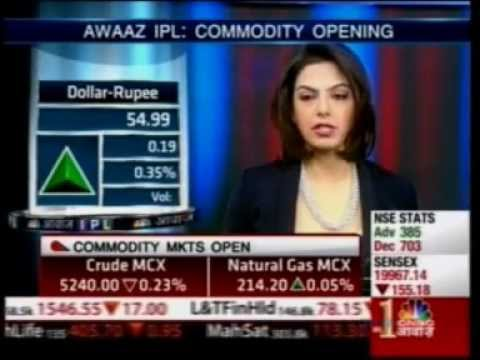 Mr Abhishek Goenka (CEO, - India Forex Advisors) on CNBC Awaaz - 13th May 2013